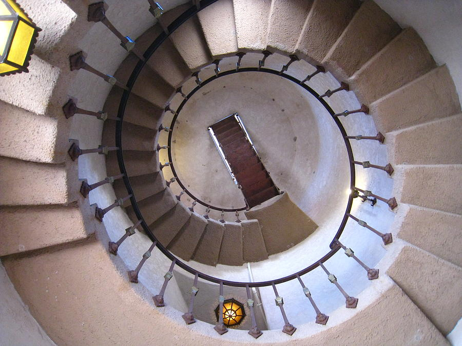 Spiral Stairs by Vince McCall