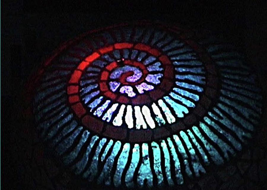Spiralling by Ankya Klay