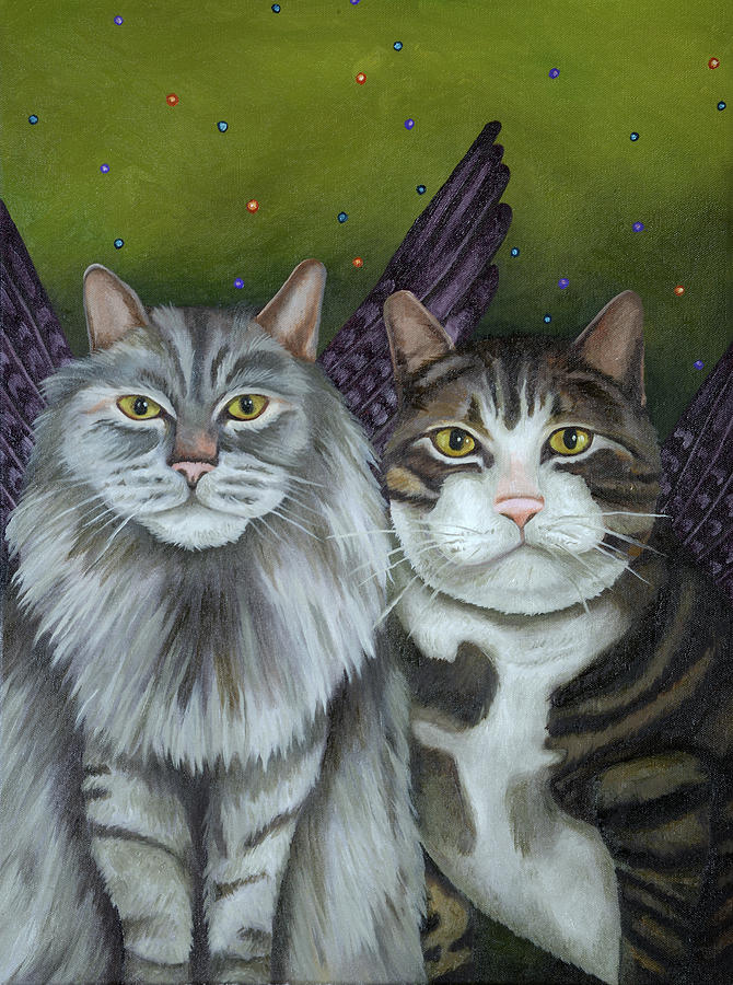 Spirit Animals by Leah Saulnier The Painting Maniac