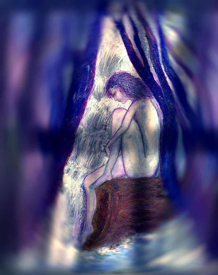 Alone Photograph - Spirit Guides IIi by Patricia Motley