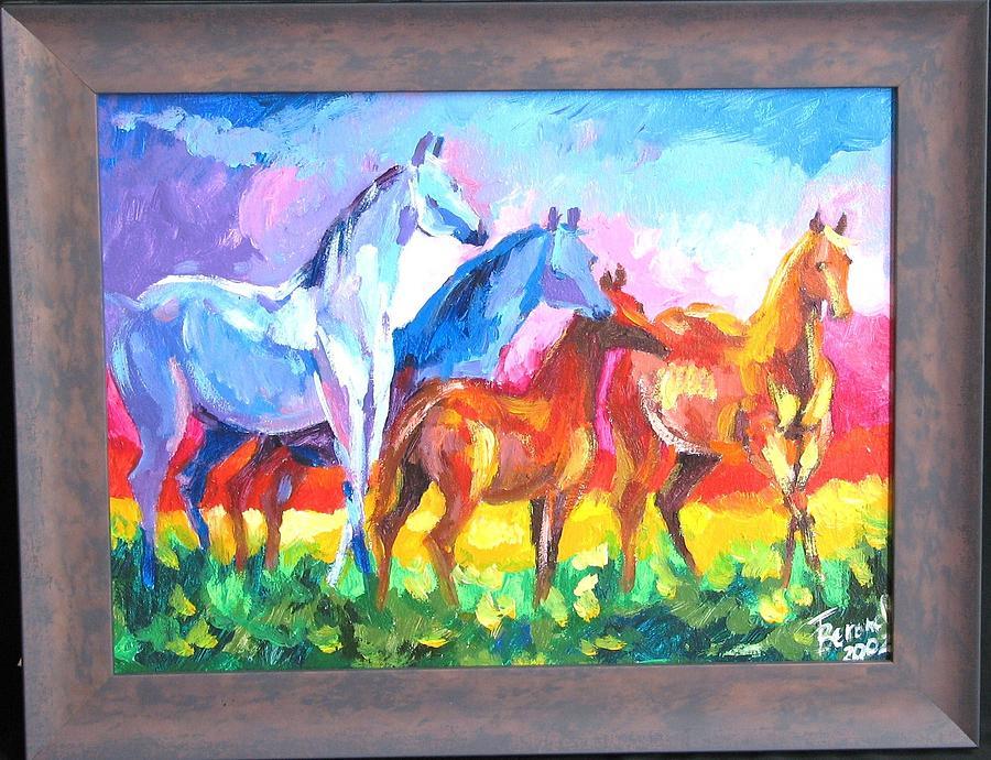 Spirit II Painting by Klechamer