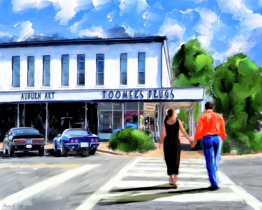 a history of auburn avenue