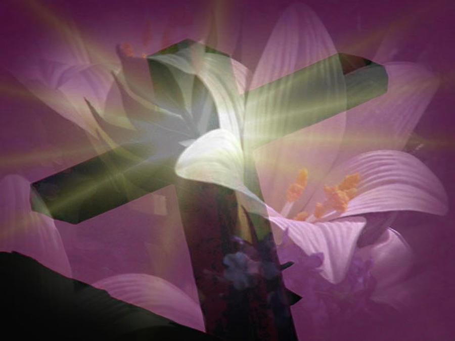 Spirit of Easter by Ellen Henneke