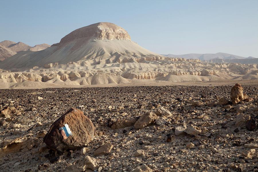 Spirit Photograph - Spirit Of The Desert by Yoel Koskas