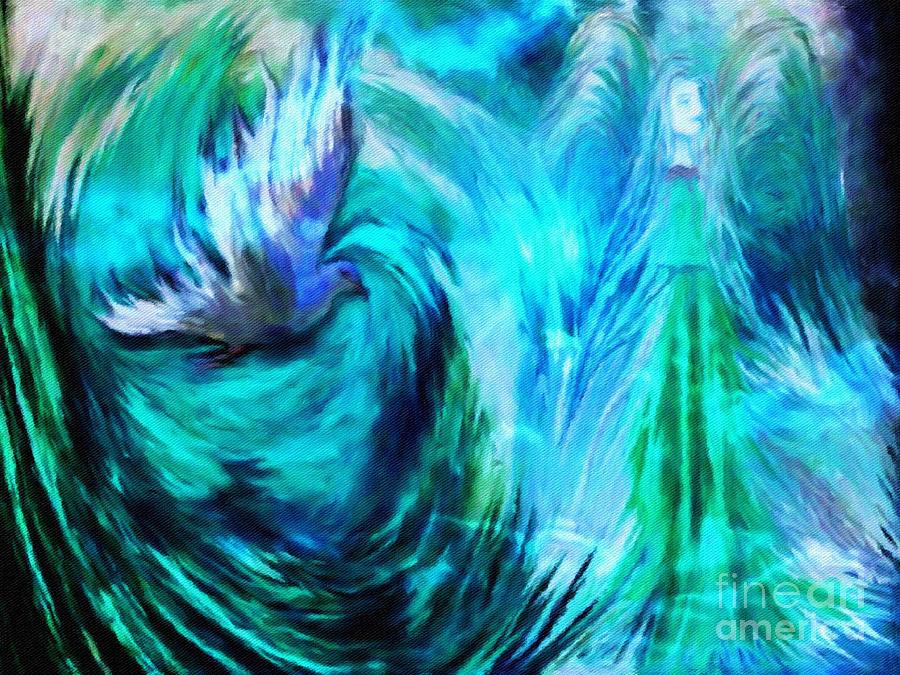Spirit Sanctuary by Pam  Herrick