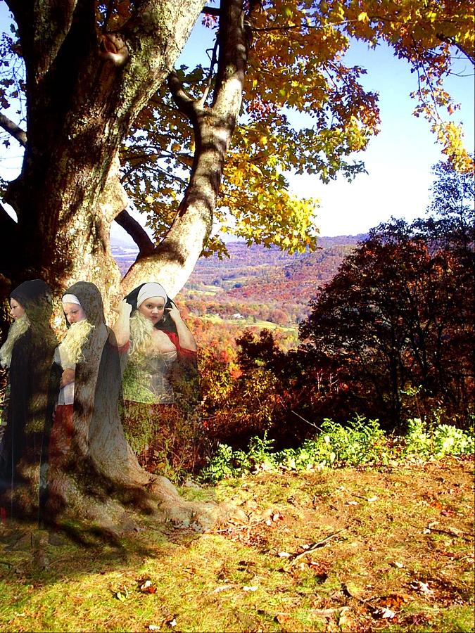 Fall Photograph - Spirits In View by Scarlett Royal