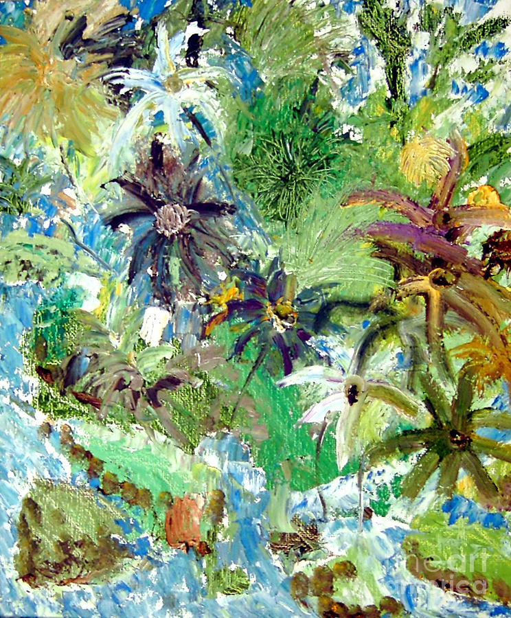 SPIRITS OF MY PALETTE TROPICAL DREAMS by SANTIAGO CHAVEZ
