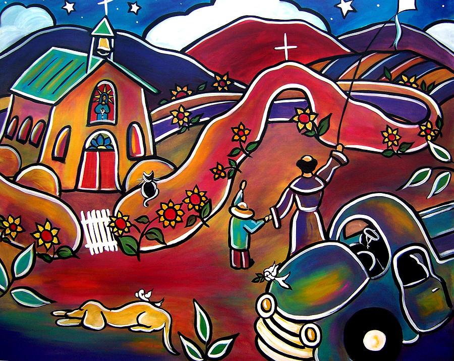 Spirits Rising by Jan Oliver-Schultz