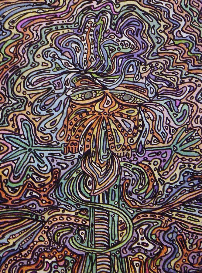 Spiritual Painting - Spiritual by Gayland Morris