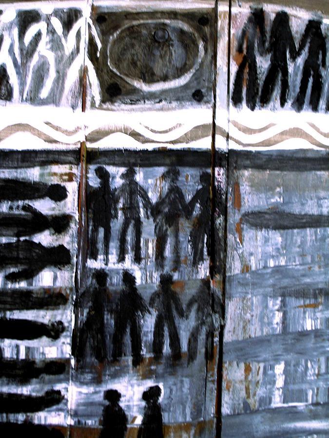 Design Painting - Spiritual Rising by Robert Daniels