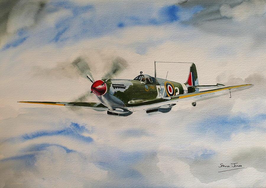 Spitfire by Steve Jones