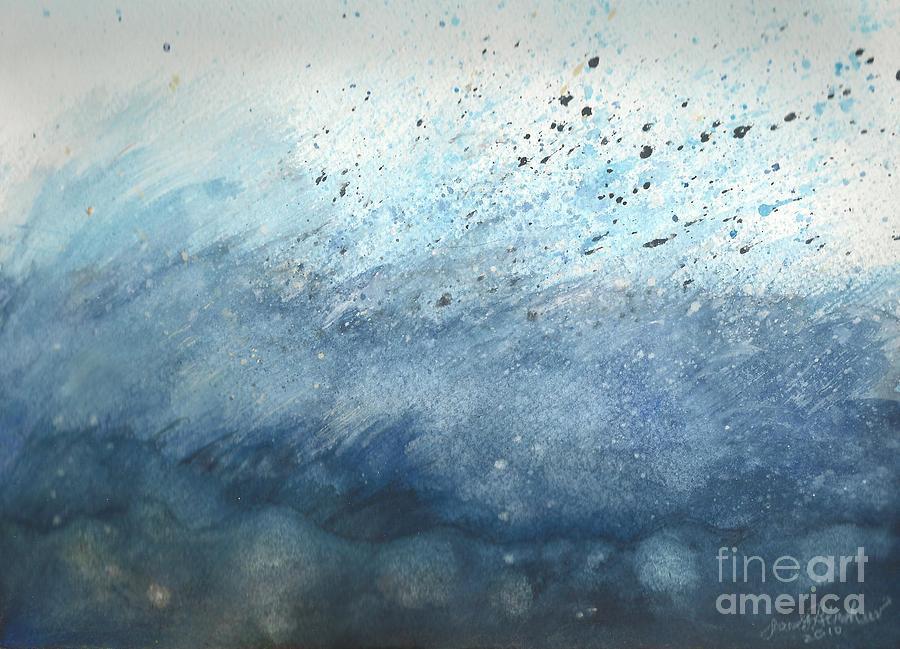 Realism Painting - Splash   by Janet Hinshaw
