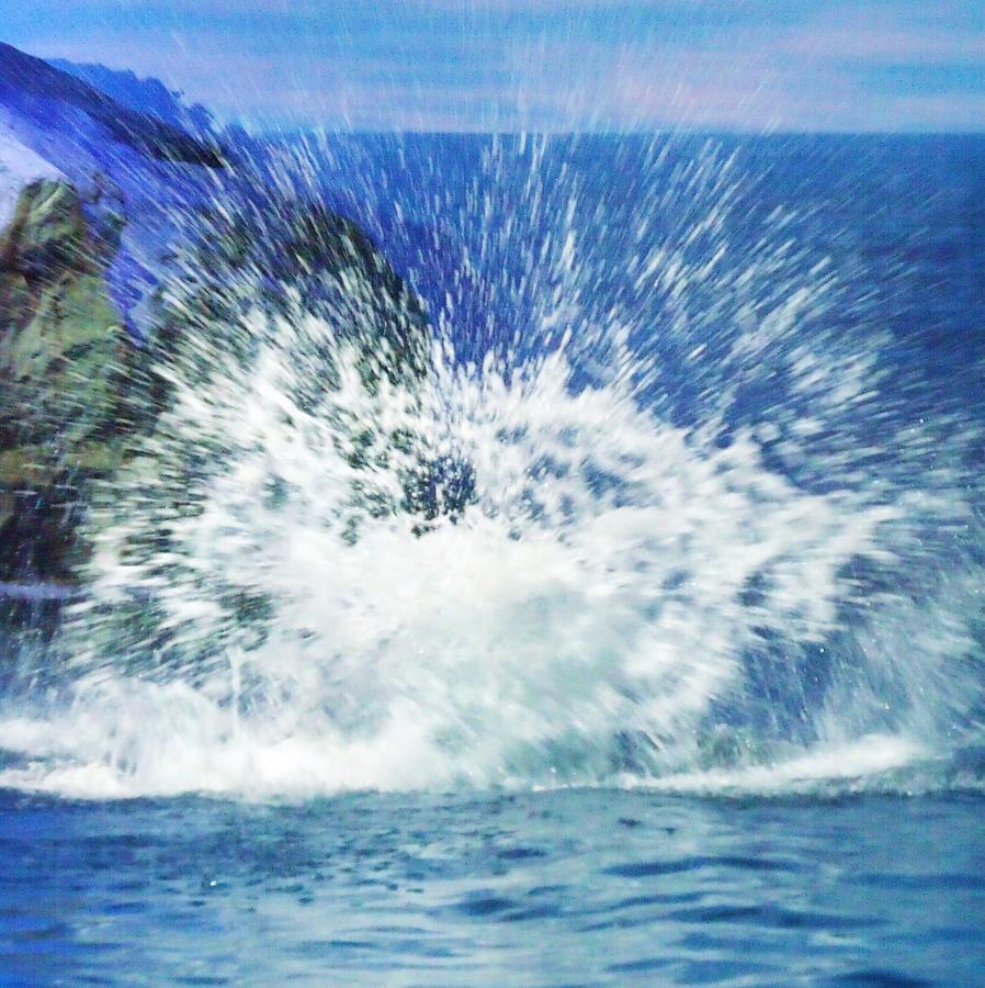 Splash Photograph - Splash by Anna Villarreal Garbis