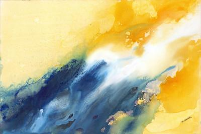 Splash Painting - Splash by Bonnie Carter