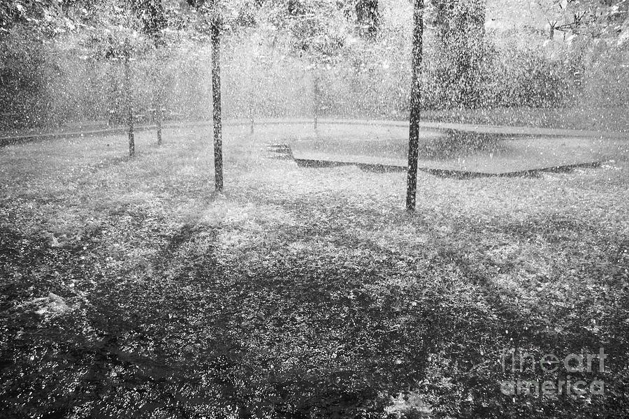 Water Photograph - Splash by Hideaki Sakurai