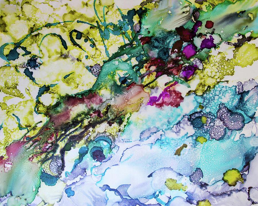 Splash Of Summer by Christie Kowalski