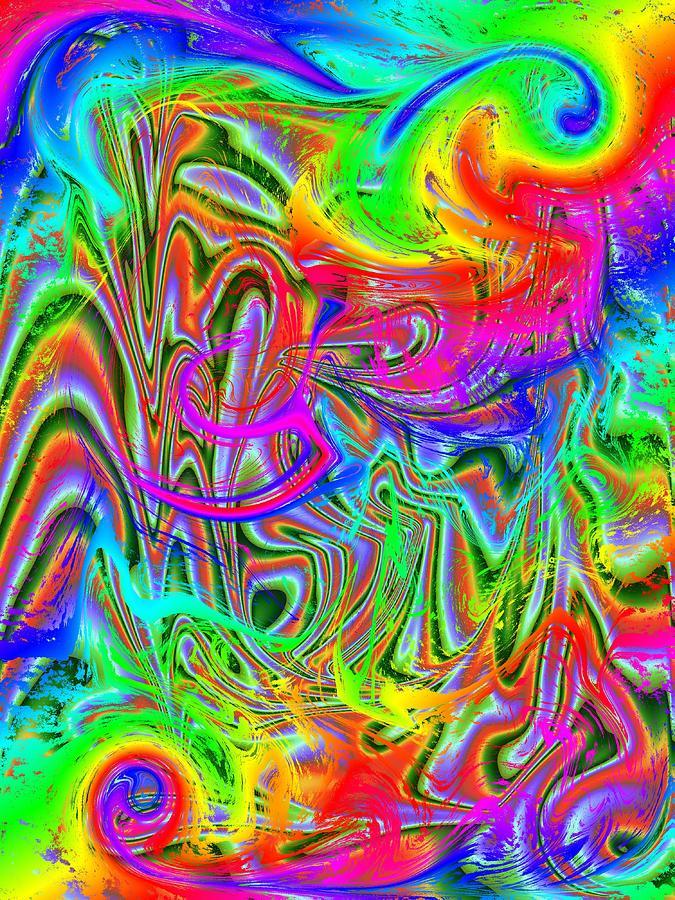 Abstract Photograph - Splash  by Tim Allen