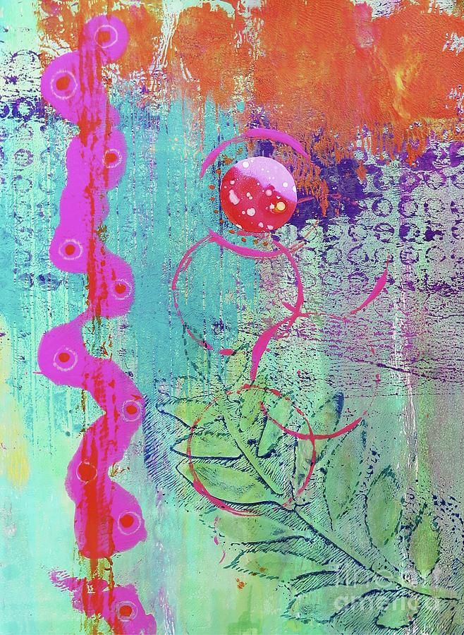 Splendid Day In Abstract by Desiree Paquette