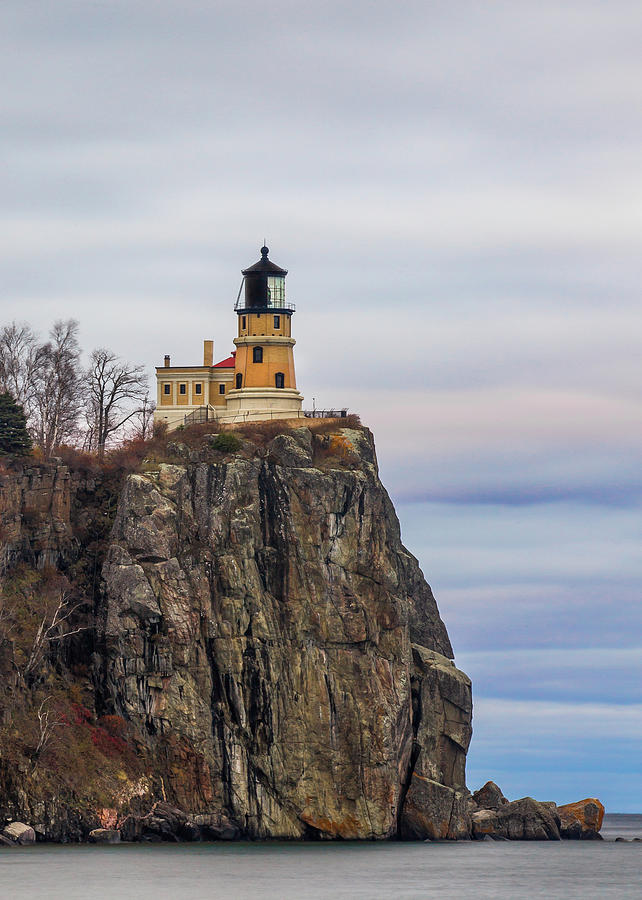 Split Rock  by Dave Chandre