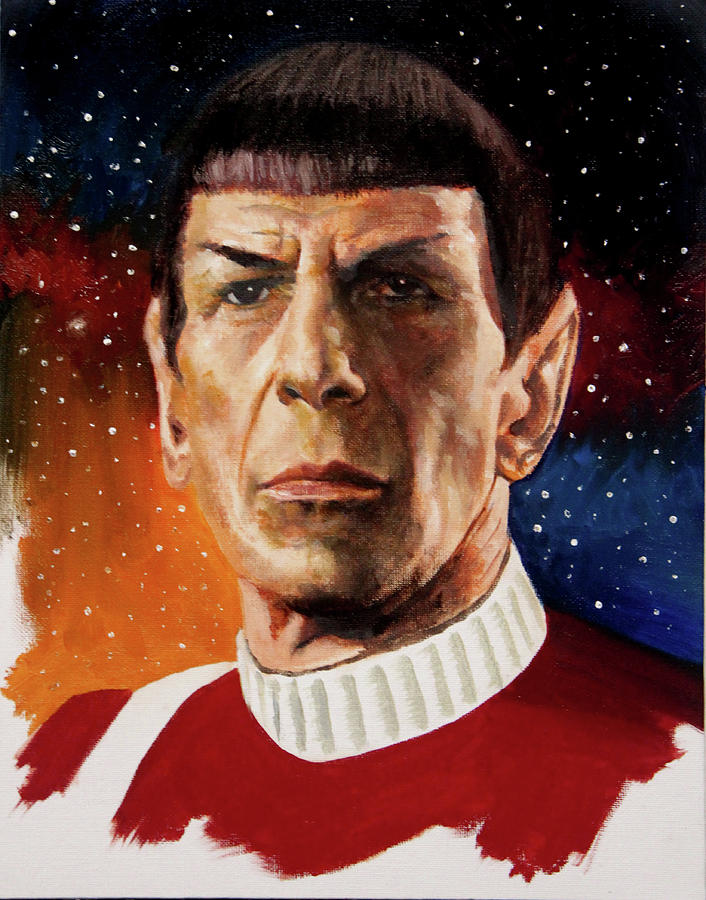 Spock by Murry Whiteman