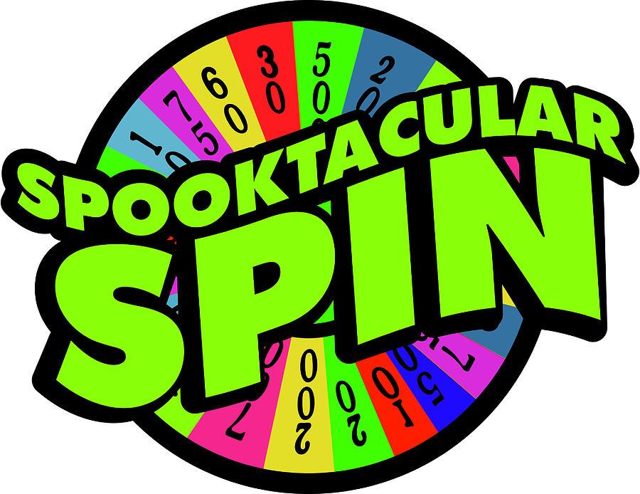 Wheel Digital Art - Spooktacular Spin by Robert Korhonen