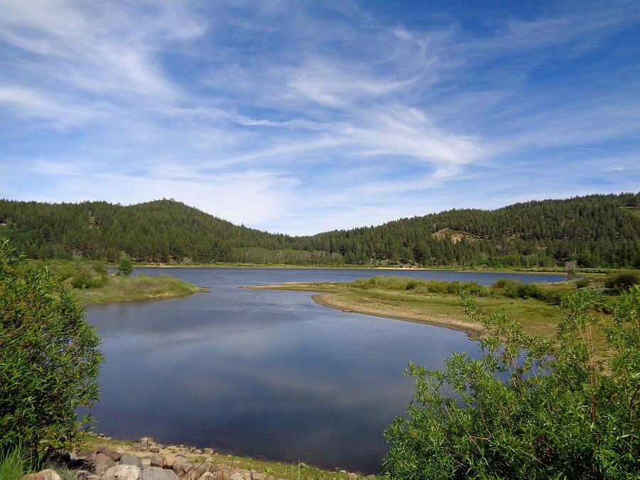 Spooner Lake Photograph - Spooner Lake by Kristina Lammers