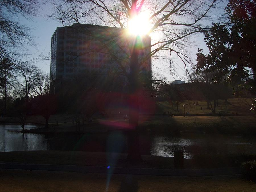 Light Photograph - Spotlight by A Windhauser