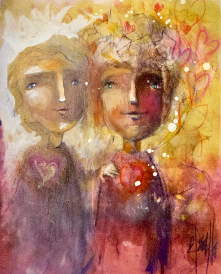 Spreading Love by Eleatta Diver