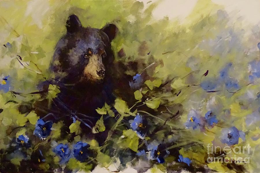 Michigan Painting - Spring Awakening by Sandra Strohschein