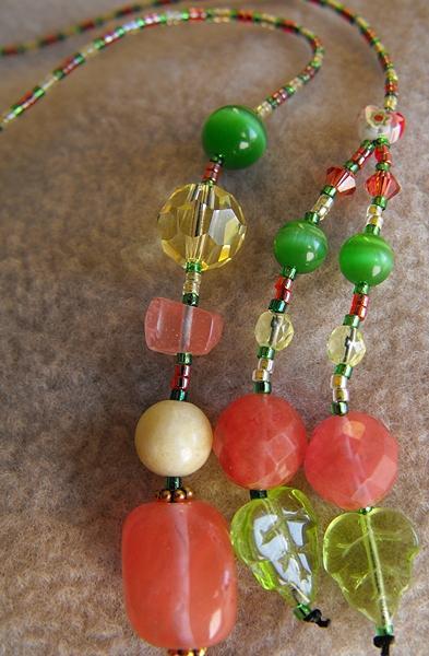 Fantasy Jewelry - Spring  Blossom by Rhiannon Strickler