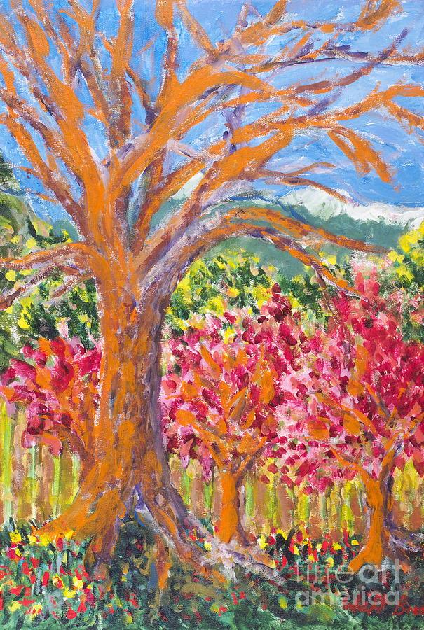 Spring Blossom by Walt Brodis