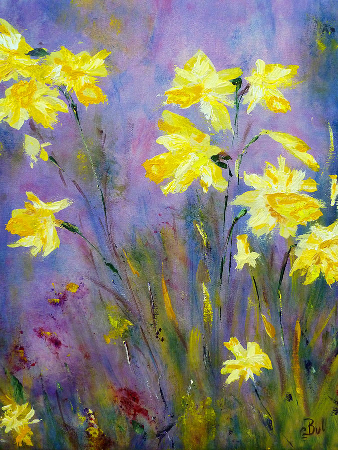 Famous Paintings Of Spring Flowers