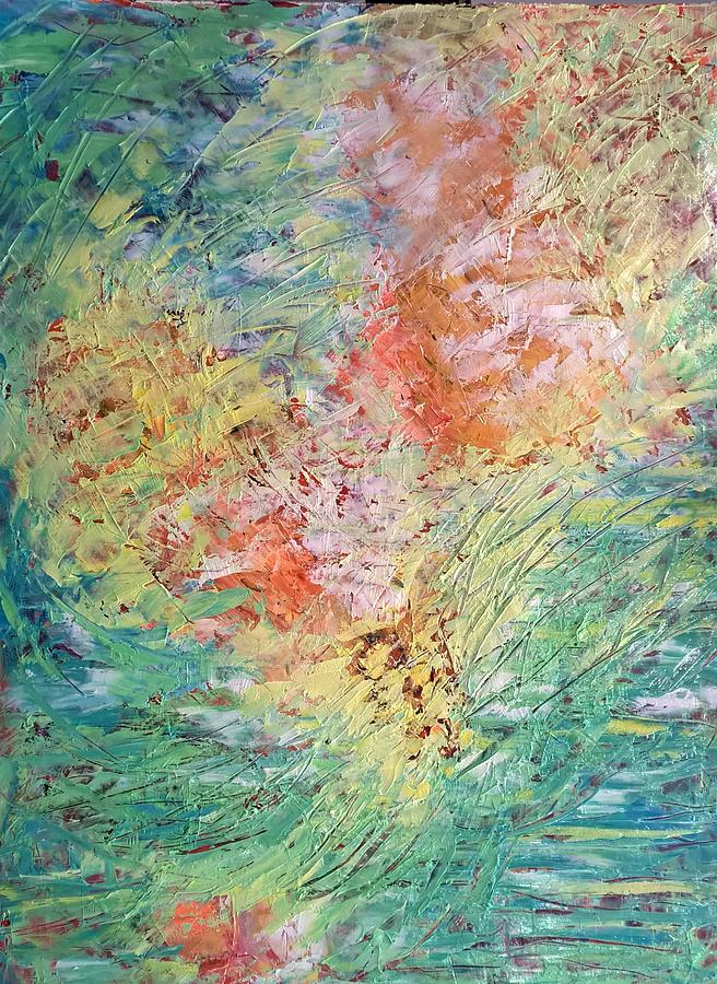 Spring Ecstasy by Nicolas Bouteneff