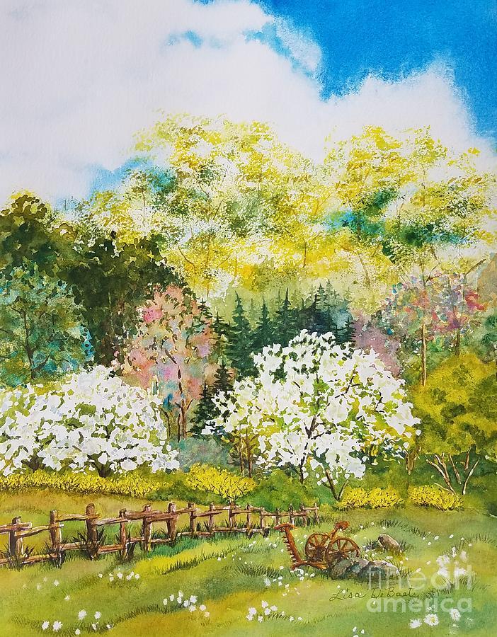Spring Fantasy by LISA DEBAETS