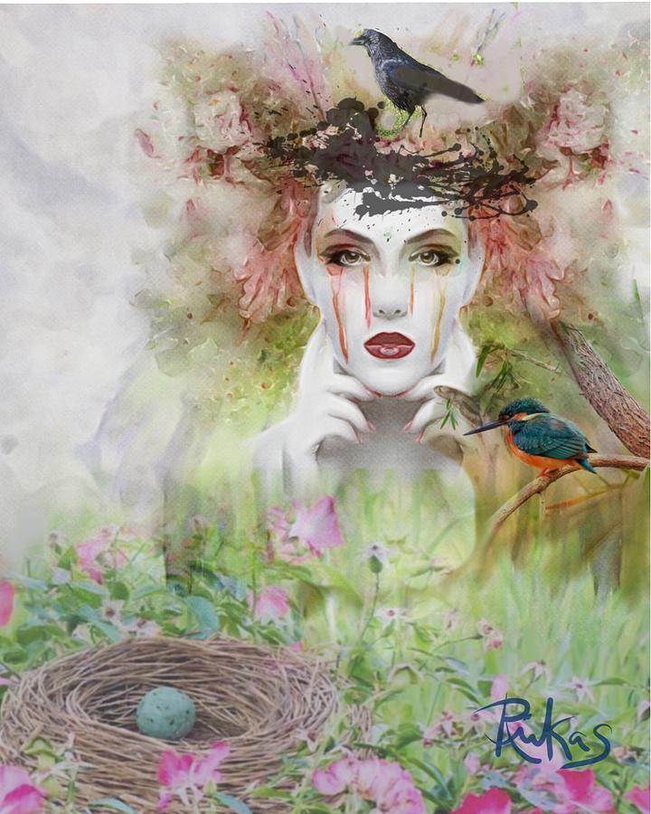 Spring Fever #2 by Diana Riukas