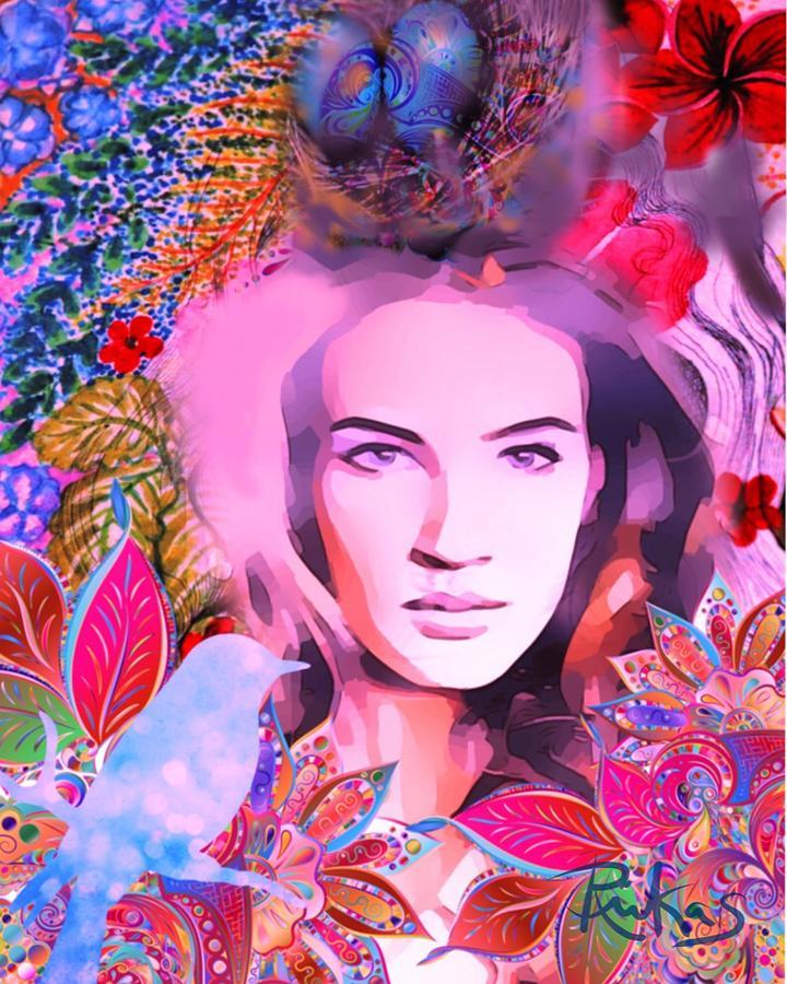 Spring Fever #4 by Diana Riukas