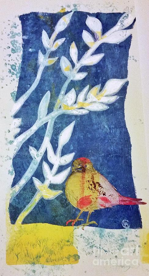 Spring Has Sprung by Cynthia Lagoudakis