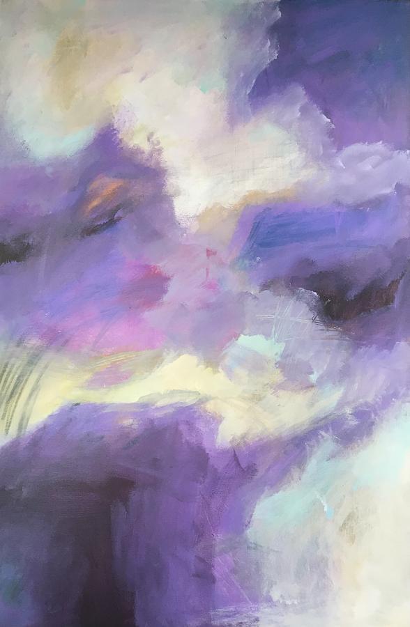 Spring Haze by Karen Kuykendall