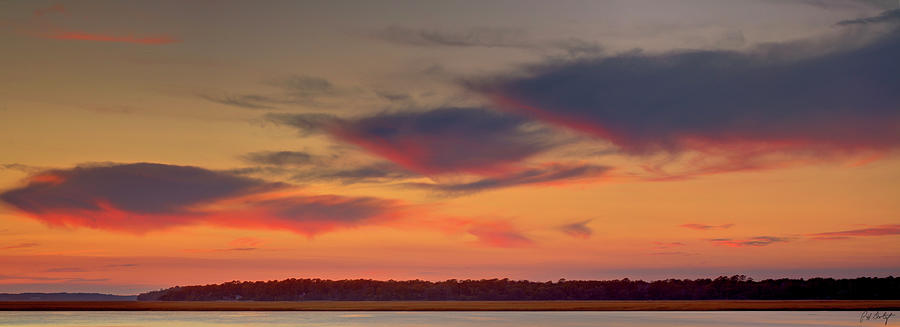 Clouds Photograph - Spring Island Sc by Phill Doherty