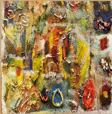 Paintings Painting - Spring by Mizanul Chowdhury
