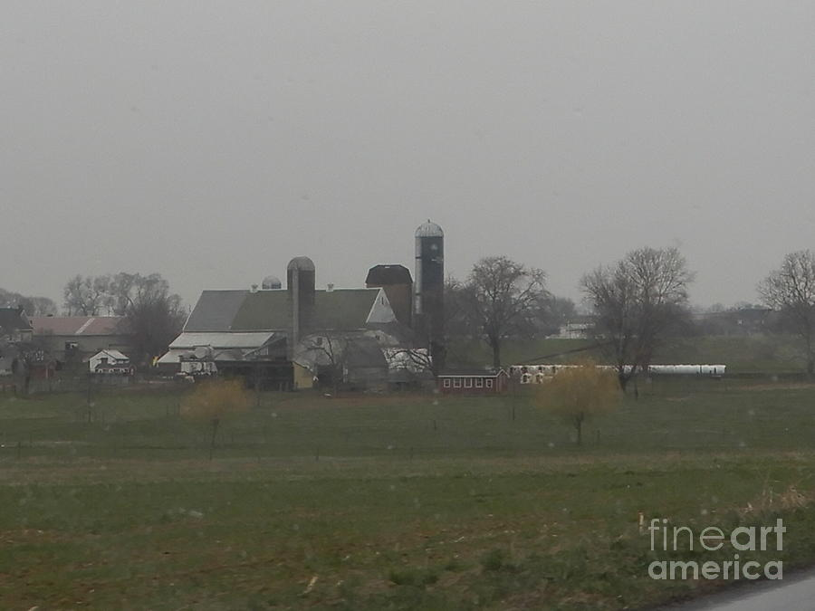 Amish Photograph - Spring Moves In by Christine Clark