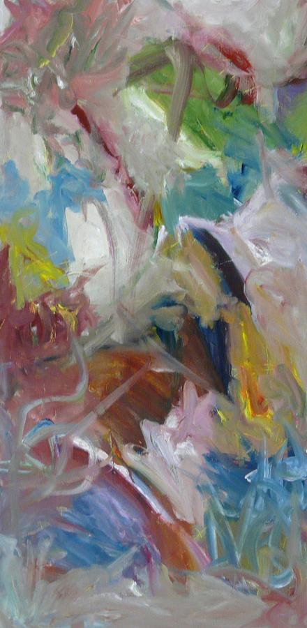 Spring Painting by Pedro Resendiz