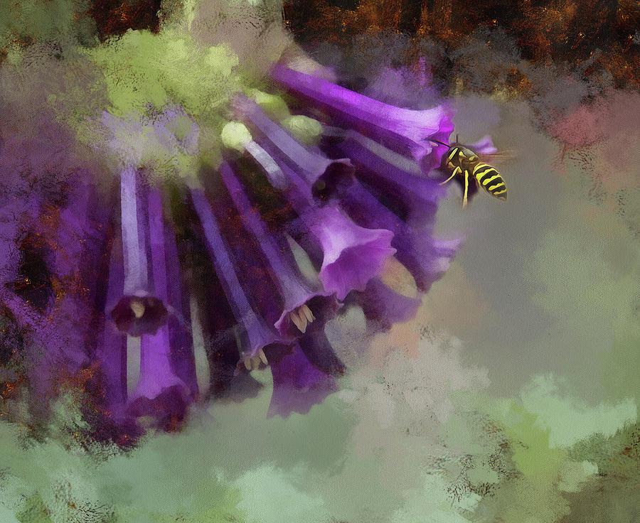 Popular Digital Art - Spring Renewal by Mac Titmus