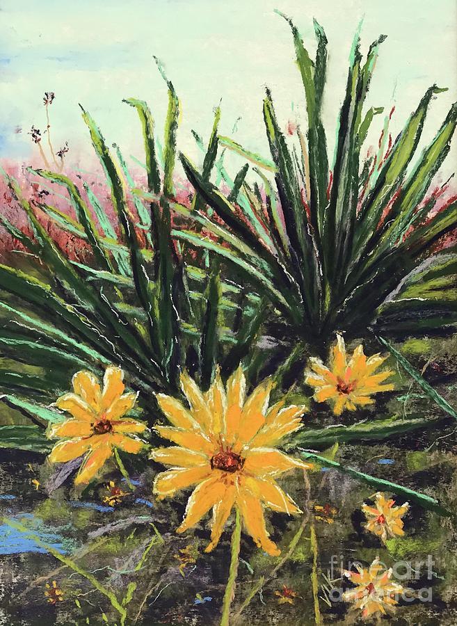 Spring Rising by Vickie Scarlett-Fisher