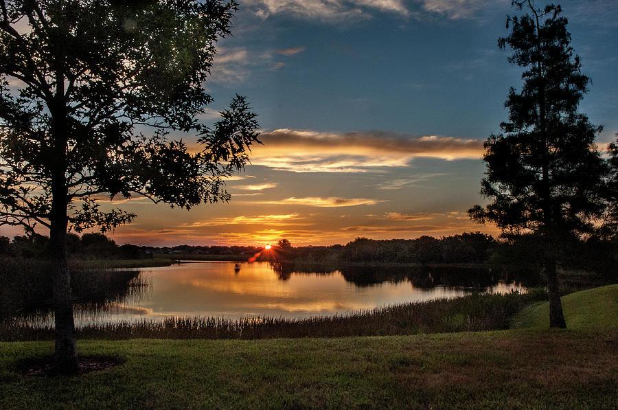 Sunrise Photograph - Spring Sunrise At Valhalla by Norman Johnson