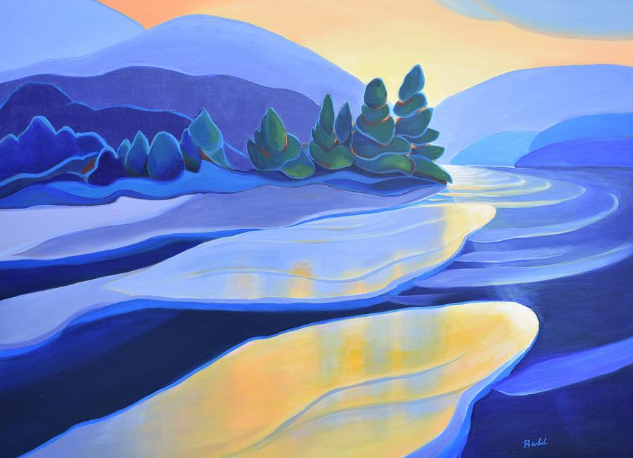 Spring Thaw by Barbel Smith