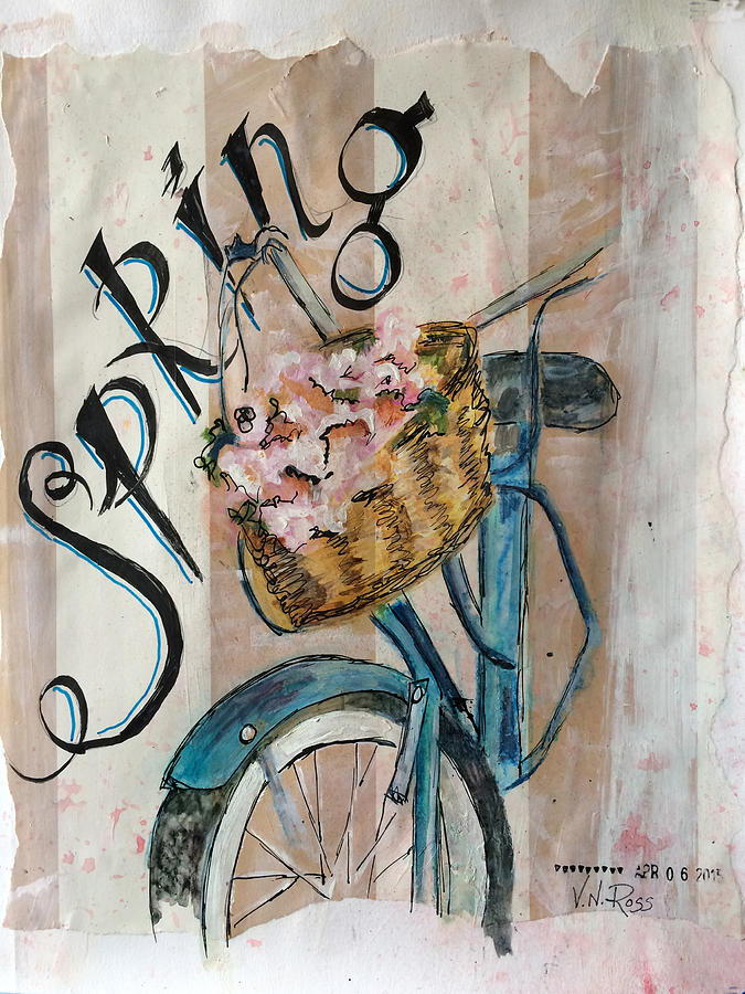 Spring by Vicki Ross