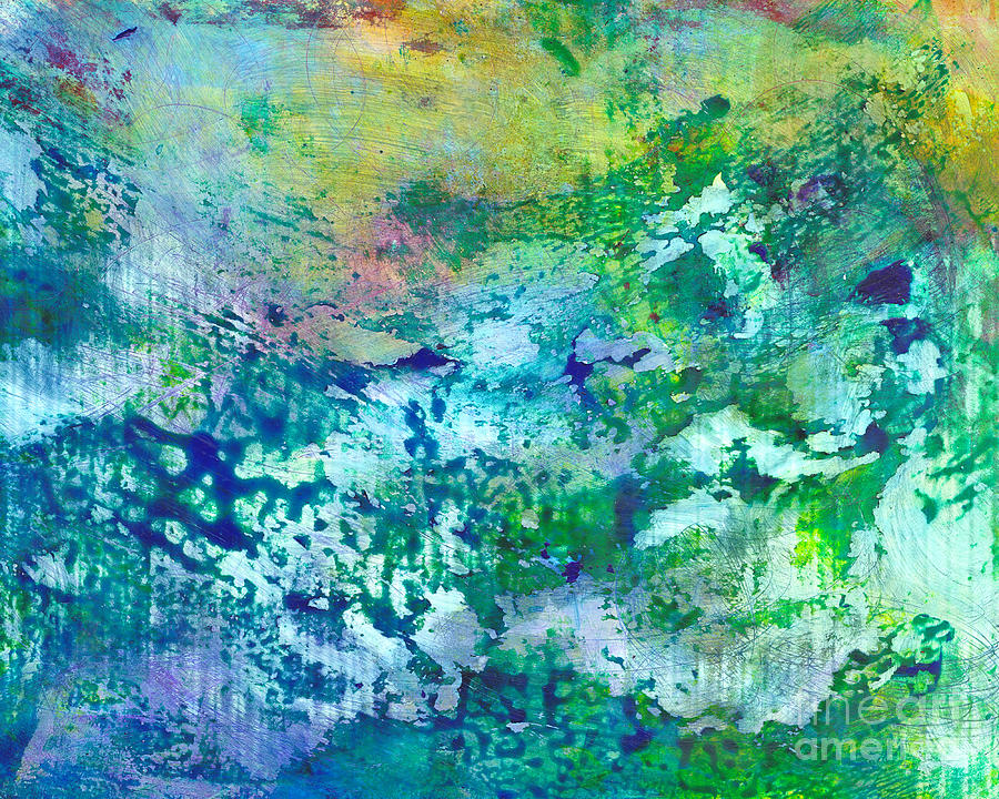 Painting Painting - Springs Promises by Louise Lamirande