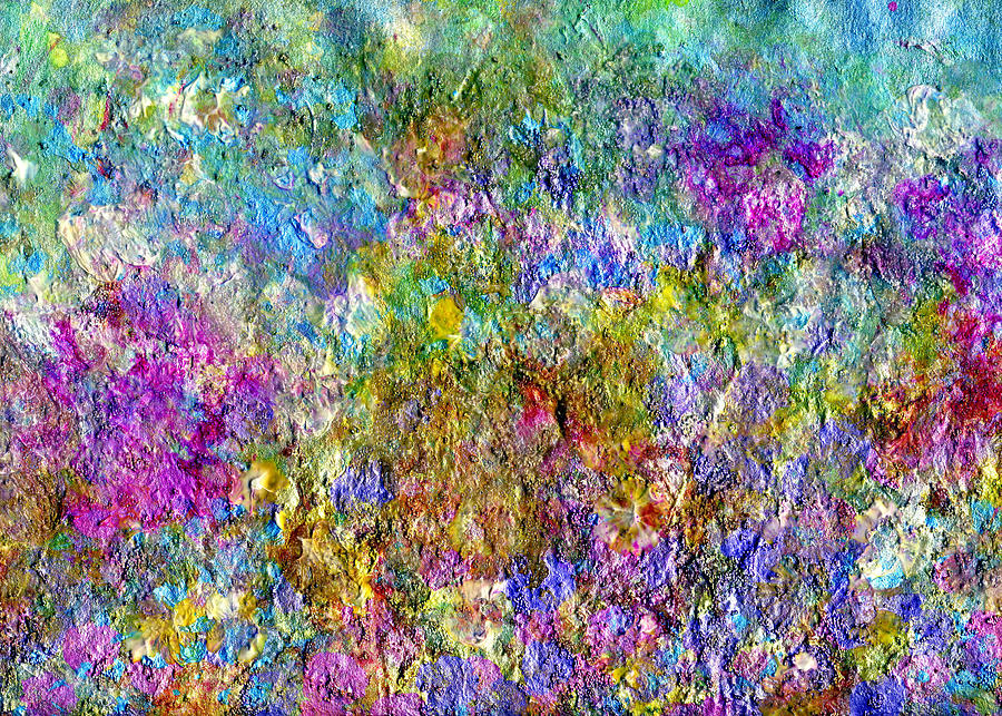 Acrylic Painting - Springtime by Don  Wright