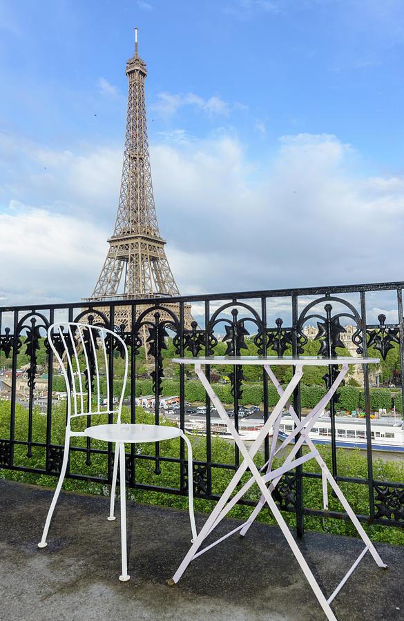 Springtime in Paris by Tim Mulina